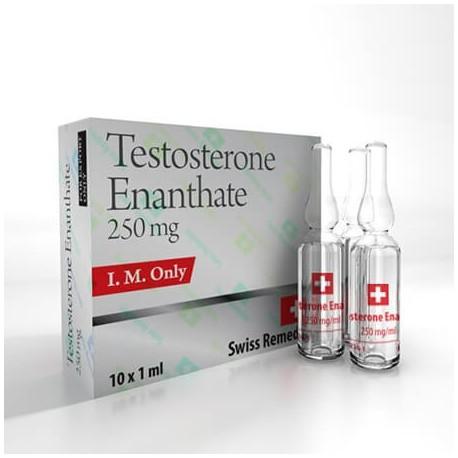 Énanthate de testostérone 250mg Suisse de Recours