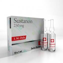 La testosterona Sustanon 250 mg Suizo Remedios