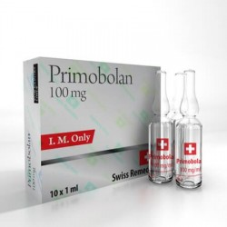 Primobolan 100mg Methenolon Enanthate Swiss Remedies