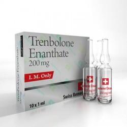 Trenbolon Enanthate 200mg Schweizer Heilmittel