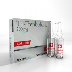 Tri Trembolona Suizo Remedios 200mg