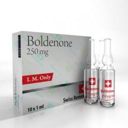 Boldenone 250mg Swiss Remedies