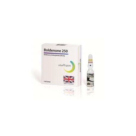 Boldenone 250 Elite Pharm 250mg/1ml (10ml)