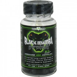Black Mamba Fat Burner