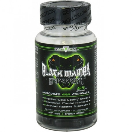 Black Mamba Fat Burner