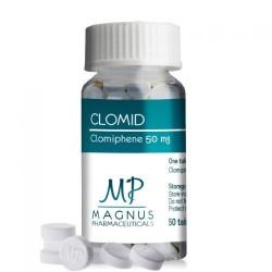 Clomiphene Tablets Magnus (50x50mg)