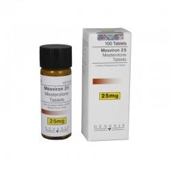 Proviron (Mesviron 25, mesterolone) Genesis