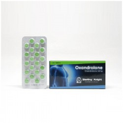 Oxandrolone 100x10mg Sterling Knight