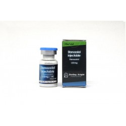 Stanozolol Injectable 10x1ml Sterling Knight