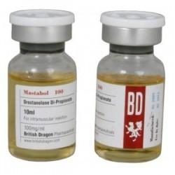 Mastabol 100 (drostanolone propionato) 1000 mg / 10 ml