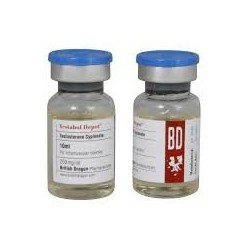 Testabol Propionate de fluticasone (British Dragon) 1000 mg / 10 ml