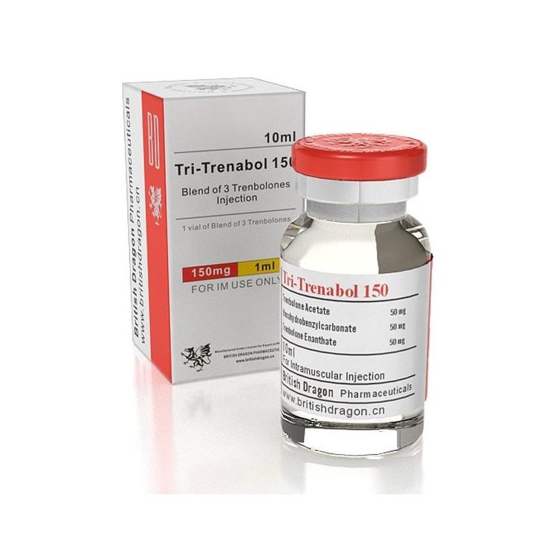 Tri-Trenabol (British Dragon) 1500 mg / 10 ml for British