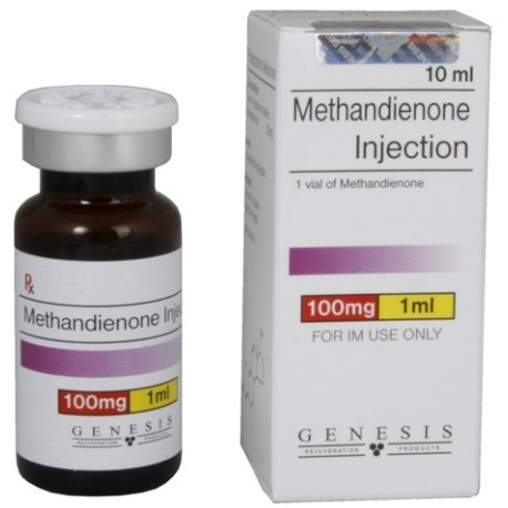 Methandienone (Dianabol) Injectable, 1000 mg / 10 ml Genesis