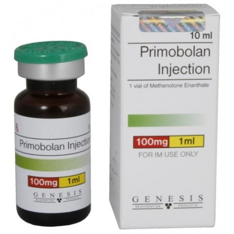 Primobolan (methenolone enanthate) injectable, 1000 mg / 10 ml