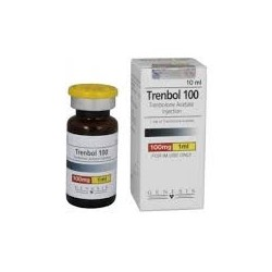 Trenbol-100 (acetato de trembolona) inyectable, 1000 mg/ 10 ml por Génesis