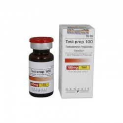 Test-Prop 100 (propionate de testostérone) 1000 mg / 10 ml par Genesis