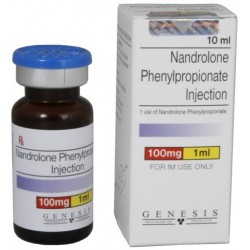 Nandrolone phenylpropionate 1000 mg / 10 ml by Genesis