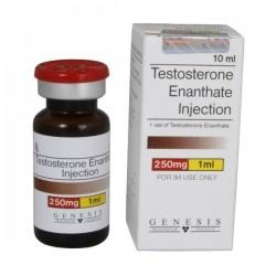 Enantato de testosterona Génesis 2500 mg / 10 ml