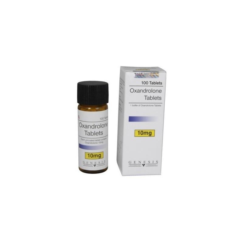Oxandrolone Genesis 100 tabs / 10 mg Genesis Pharma Oral