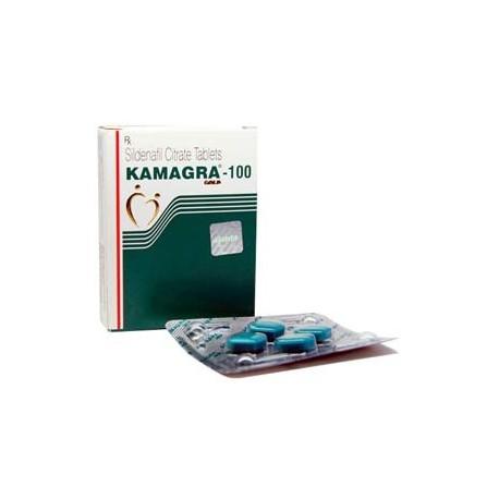 Kamagra Gold 4 tabs. / 100 mg